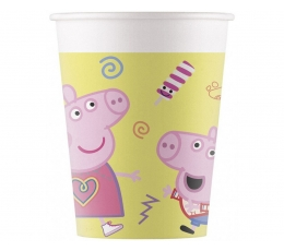 "Puodeliai ""Peppa Pig"" (8 vnt./200ml)"