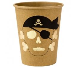 """Puodeliai """"Piratai"""" (8 vnt./255 ml)"""