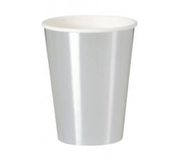 Puodeliai, sidarbiniai blizgūs (8 vnt./355 ml)