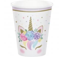 "Puodeliai ""Unicorn Baby"" (8 vnt./266 ml)"