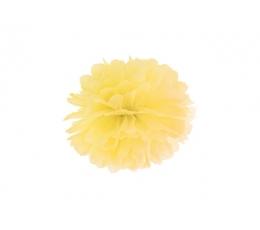 Purutis, geltonas (25 cm)