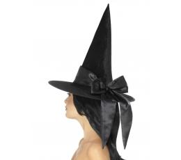 """Raganos kepurė """"Juodas kaspinas"""""""