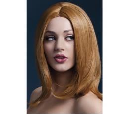 Rudų plaukų perukas (43 cm.)