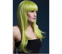 Salotinis ilgų plaukų perukas
