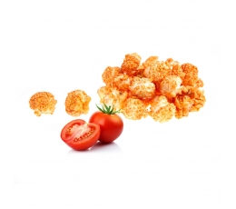 Saulėje džiovintų pomidorų  skonio spragėsiai (5L/L)