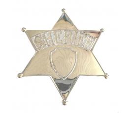 Šerifo ženkliukas (12cm.)