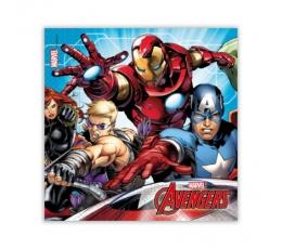 """Servetėlės """"Avengers"""" (20 vnt.)"""