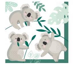 """Servetėlės """"Koala"""" (16 vnt.)"""