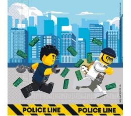 """Servetėlės """"Lego City"""" (20 vnt.)"""