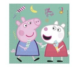 "Servetėlės ""Peppa Pig"" (20 vnt.)"