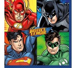 "Servetėlės ""Superherojai"" (16 vnt.)"