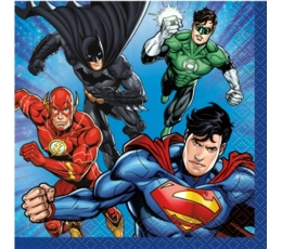 "Servetėlės ""Superherojai"" (16vnt.)"
