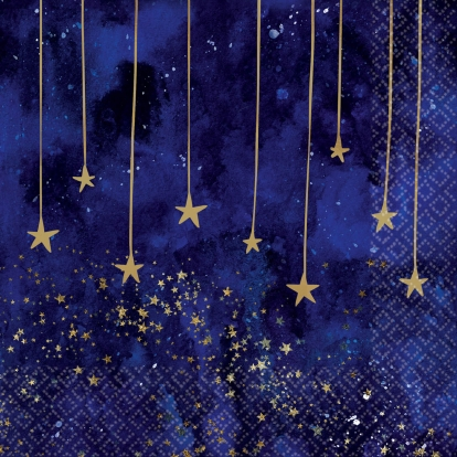 "Servetėlės ""Žvaigždėtas dangus"" (16 vnt.)"
