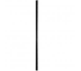 Šiaudeliai, juodi (100 vnt.)