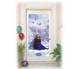 "Sienos dekoracija ""Frozen Ice"" (76 x152 cm)"