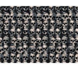 "Sienos dekoracija ""Kaukolės"" (1,2x6 m)"