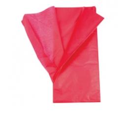 Šilkinis popierius, raudonas (5vnt./50x70cm)