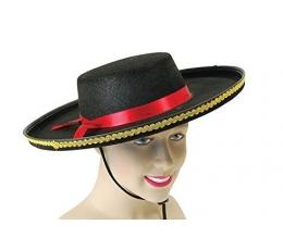 "Skrybėlė ""Ispaniškas stilius"" (1 vnt.)"