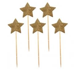 """Smeigtukai """"Auksinės žvaigždutės"""" (10 vnt.)"""