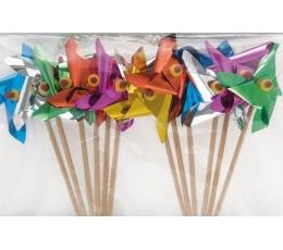 """Smeigtukai-dekoracijos """"Vėjo malunėliai """"  (12 vnt.)"""