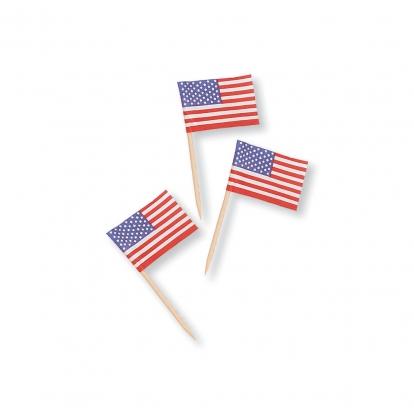 "Smeigtukai-vėliavėlės ""Americano"" (30 vnt.)"