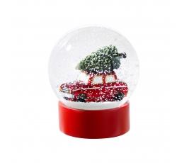 """Sniego gaublys """"Vežu Kalėdų eglę"""""""