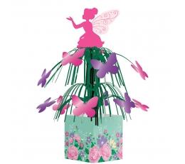 """Stalo dekoracija """"Gėlių fėja"""""""