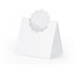 "Stalo kortelės ""Gėlės"" (10 vnt.)"