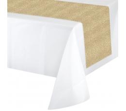 Stalo takelis, auksinis (35x210 cm)