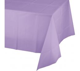 Staltiesė, alyvinė (137x274 cm)