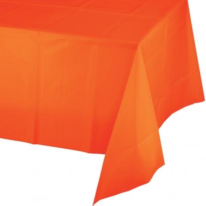 Staltiesė, oranžinė (137x274 cm)