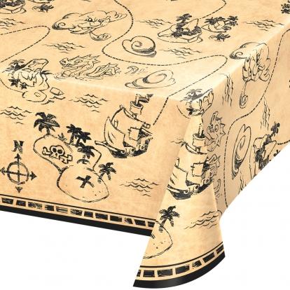 """Staltiesė """"Piratai jūroje"""" (137x259 cm)"""