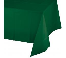 Staltiesė, tamsiai žalia (137x274 cm)
