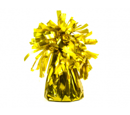 Svarelis balionams, auksinis