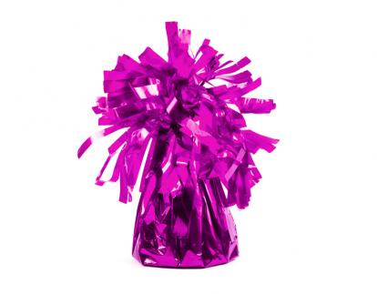 Svarelis balionams, ryškiai rožinis