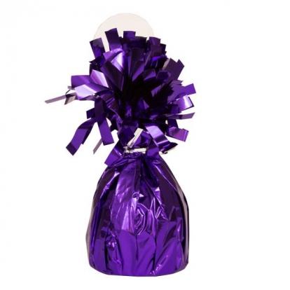 Svarelis balionams, violetinis