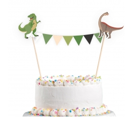 "Torto dekoracija ""Dinozaurai"""