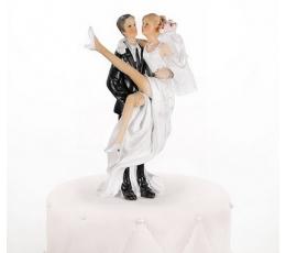 "Torto statulėlė ""Jaunieji"" (13 cm.)"