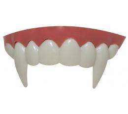 Vampyro dantys, klijuojami