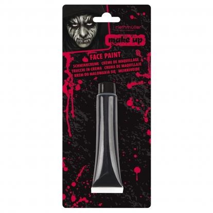 Veido dažai, kreminiai juodi (19 ml)
