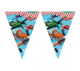"""Vėliavėlių girlianda """"Disney planes"""" (9 vėliavėlės)"""