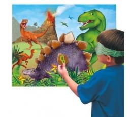 """Žaidimas """"Dinozaurai"""""""