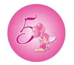 """Ženkliukas. Fėja-elegant""""5"""" (7.7 cm.)"""