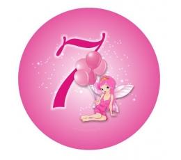 """Ženkliukas. Fėja-elegant""""7"""" (7.7 cm.)"""