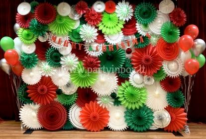 """(NUOMA) Foto sienelė """"Kalėdos"""""""
