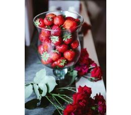 """(NUOMA) Vaza """"Taurė"""" (24,5 cm)"""