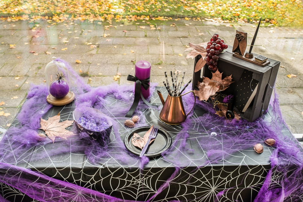 Paprastos idėjos ir patarimai suaugusiųjų Helovino vakarėliui