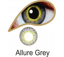 """Akių lęšiai """"ALLURE GREY"""" (90 dienų)"""