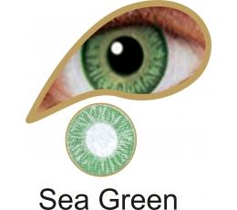 """Akių lęšiai """"SEA GREEN"""" (90 dienų)"""
