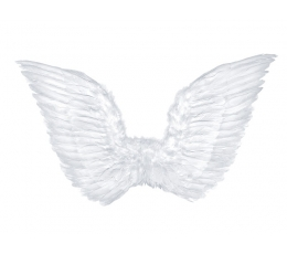 Angelo sparnai / balti (1 vnt./50x96cm.)
